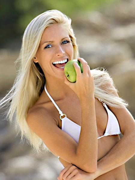тест здоровое питание